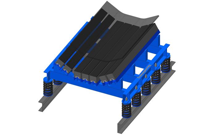 Загрузочный стол конвейера хендай как транспортер