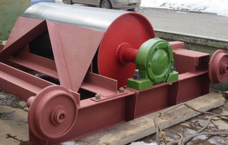 Ленточный конвейер натяжная станция фольксваген транспортер тнвд ремонт