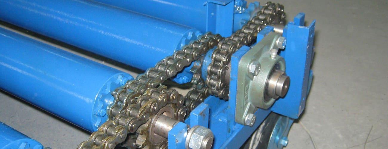 Устройства для натяжения цепи скребковых конвейеров учебник конвейеры